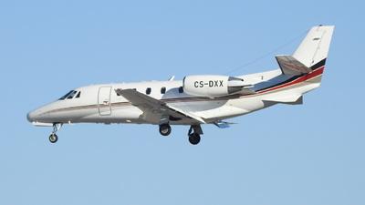 CS-DXX - Cessna 560XL Citation XLS - NetJets Europe