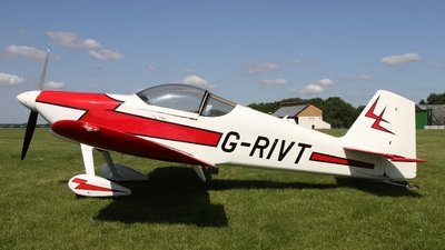 G-RIVT - Vans RV-6 - Private