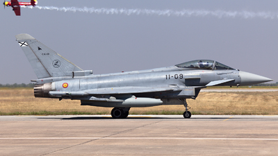 C.16-29 - Eurofighter Typhoon EF2000 - Spain - Air Force