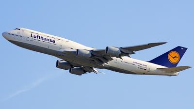 D-ABYH - Boeing 747-830 - Lufthansa