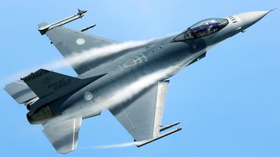 6662 - General Dynamics F-16AM Fighting Falcon - Taiwan - Air Force