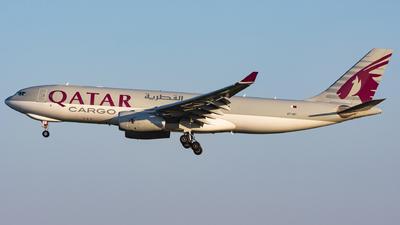 A picture of A7AFI - Airbus A330243F - Qatar Airways - © Cibulka Tomas
