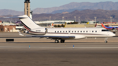 N143QS - Bombardier BD-700-1A10 Global 6000 - NetJets Aviation