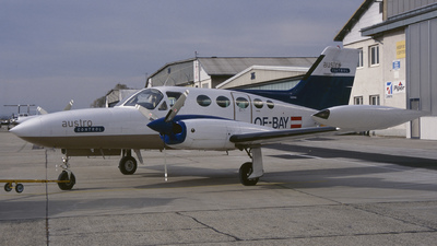 OE-BAY - Cessna 421B Golden Eagle - Austria - Civil Aviation Administration