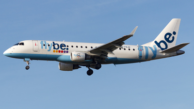 G-FBJD - Embraer 170-200STD - Flybe