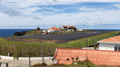 LPCR - Airport - Runway