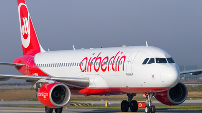 D-ABHA - Airbus A320-214 - Air Berlin
