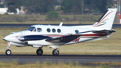 N908K - Beechcraft C90B King Air - Private
