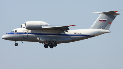 RF-72014 - Antonov An-72 - Russia - Air Force