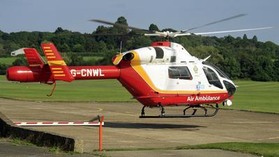 G-CNWL - McDonnell Douglas MD-902 Explorer II - Specialist Aviation Services