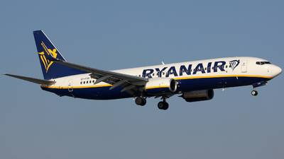 EI-FOS - Boeing 737-8AS - Ryanair
