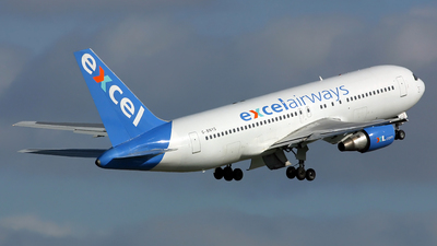 G-BNYS - Boeing 767-204(ER) - Excel Airways