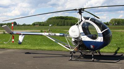 N71SL - Schweizer 269C-1 - Private