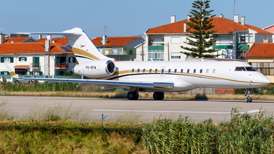 P4-BFW - Bombardier BD-700-1A10 Global Express - Best Fly