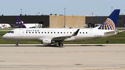 N89349 - Embraer 170-200LR - United Express (Mesa Airlines)