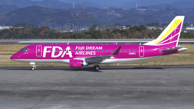 JA15FJ - Embraer 170-200STD - Fuji Dream Airlines