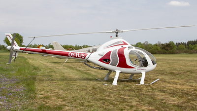 OY-HJS - Rotorway Executive 90 - Private