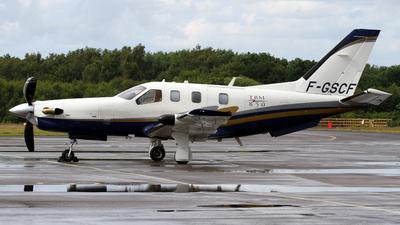 F-GSCF - Socata TBM-850 - Socata