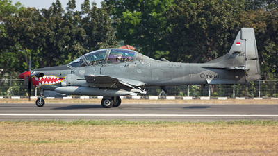 TT-3115 - Embraer EMB-314 Super Tucano - Indonesia - Air Force