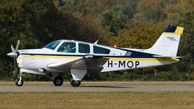 PH-MOP - Beechcraft F33A Bonanza - Private