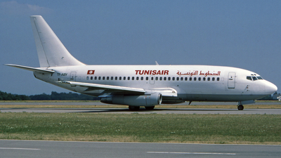 TF-ABY - Boeing 737-230(Adv) - Tunisair