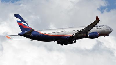 A picture of VQBPK - Airbus A330343 - Aeroflot - © Dejan Milinkovic