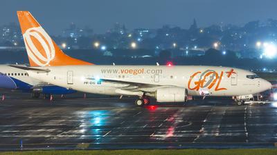 PR-GIG - Boeing 737-73S - GOL Linhas Aéreas