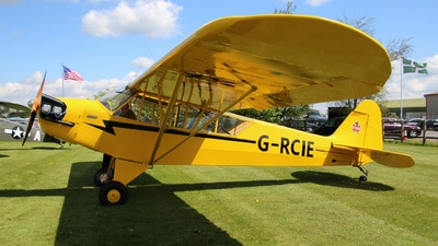A picture of GRCIE - Piper J3C65 Cub - [7278] - © ian simpson