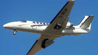 A picture of DIRUP - Cessna 551 Citation IISP - [5510572] - © Alexander Portas