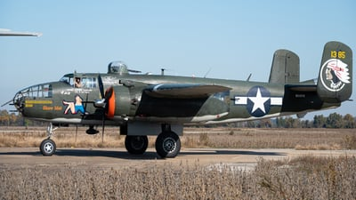 N345TH - North American B-25J Mitchell - Commemorative Air Force