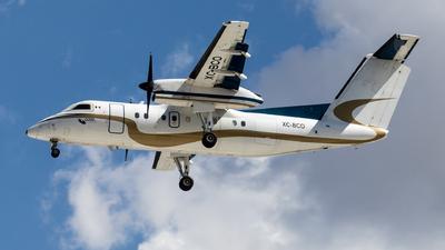 A picture of XCBCO - De Havilland Canada Dash 8200 - [558] - © Santiago_MN