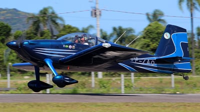 PP-ZAO - Vans RV-7 - Private