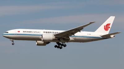 B-2092 - Boeing 777-FFT - Air China Cargo