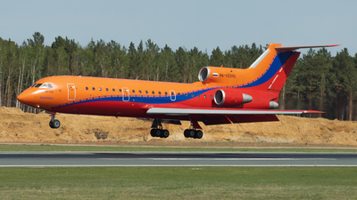 RA-42340 - Yakovlev Yak-42D - Kras Avia