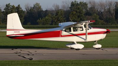 A picture of N2639G - Cessna 182B Skylane - [51934] - © Kevin Porter