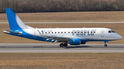 OE-LMK - Embraer 170-200STD - People's Viennaline