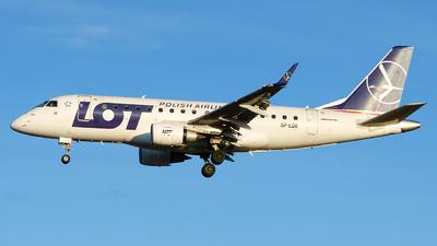A picture of SPLDE - Embraer E170STD - LOT - © Laszlo Fekete