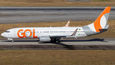 A picture of PRGUI - Boeing 7378EH - GOL Linhas Aereas - © Giuliano Tulerman - @giuliano.spotter