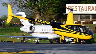 N608HR - Robinson R44 Raven II - Private