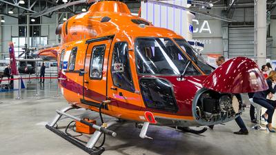- Kazan Ansat - Kazan Helicopter Plant