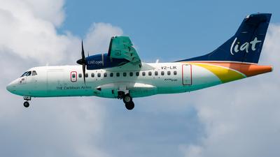 V2-LIK - ATR 42-600 - Leeward Islands Air Transport (LIAT)