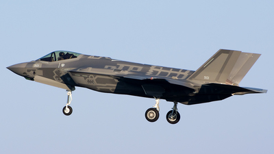 901 - Lockheed Martin F-35I Adir - Israel - Air Force
