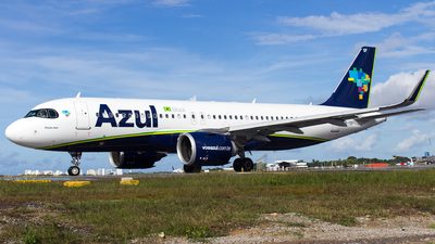 A picture of PRYSF - Airbus A320251N - Azul Linhas Aereas - © Juan Cosmo | PSW Aviation