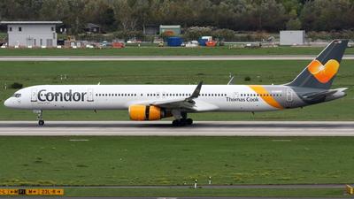 A picture of DABOP - Boeing 7573CQ - [32241] - © Günter Reichwein