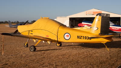 ZK-JMV - New Zealand Aerospace CT-4A Airtrainer - Private