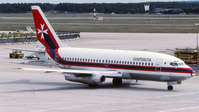 9H-ABF - Boeing 737-2Y5(Adv) - Air Malta