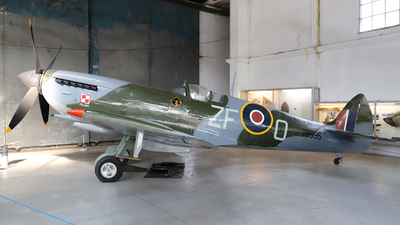 TB995 - Supermarine Spitfire Mk.XVI - United Kingdom - Royal Air Force (RAF)