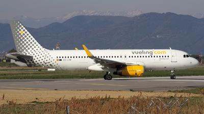 EC-LZM - Airbus A320-232 - Vueling