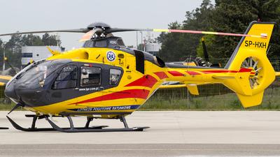 SP-HXH - Eurocopter EC 135P2+ - Lotnicze Pogotowie Ratunkowe