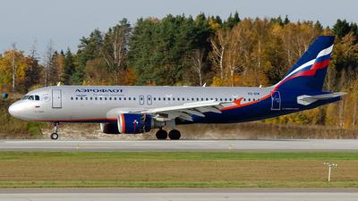 VQ-BIW - Airbus A320-214 - Aeroflot